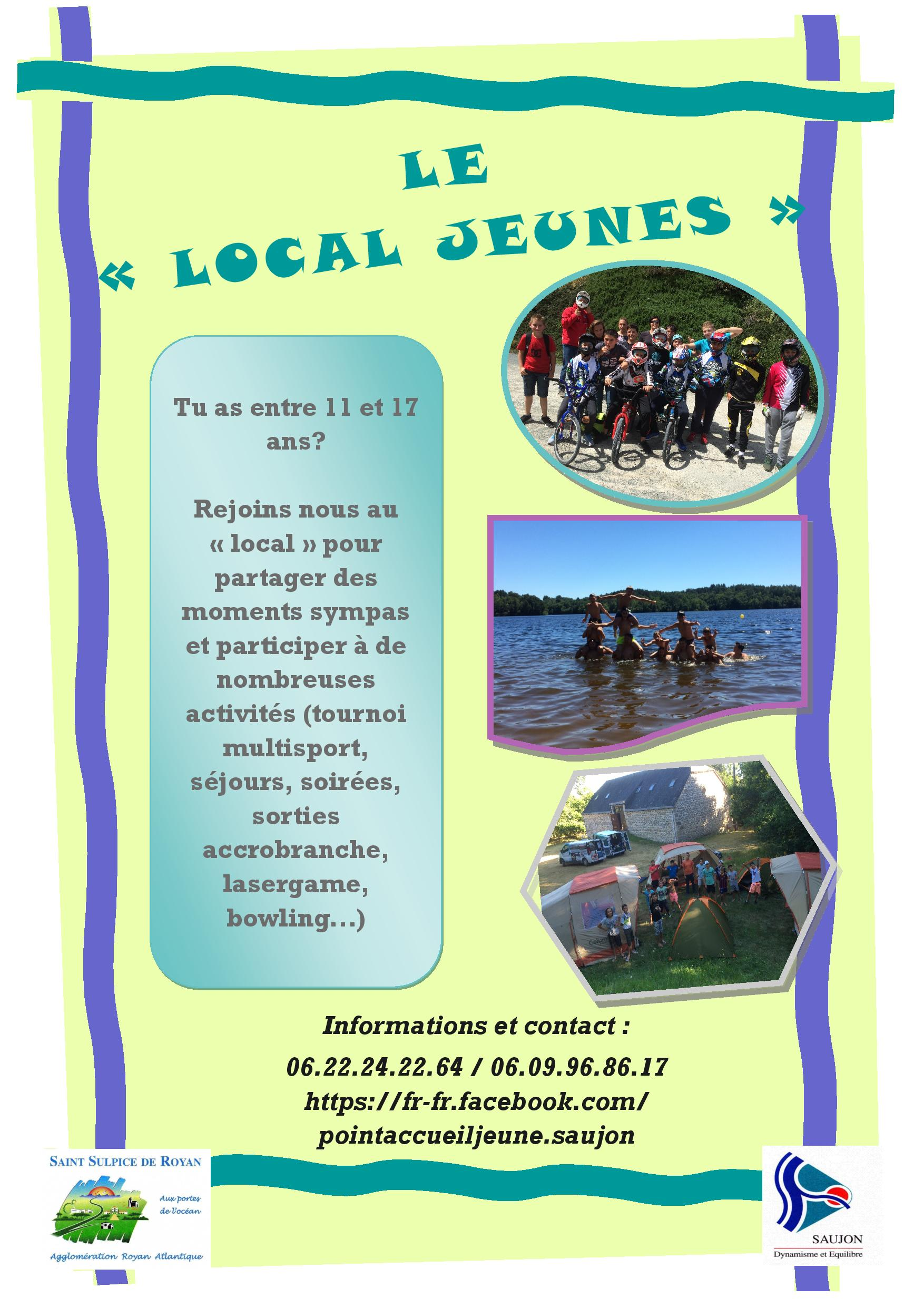 local Jeunes - Saint-Sulpice-de-Royan